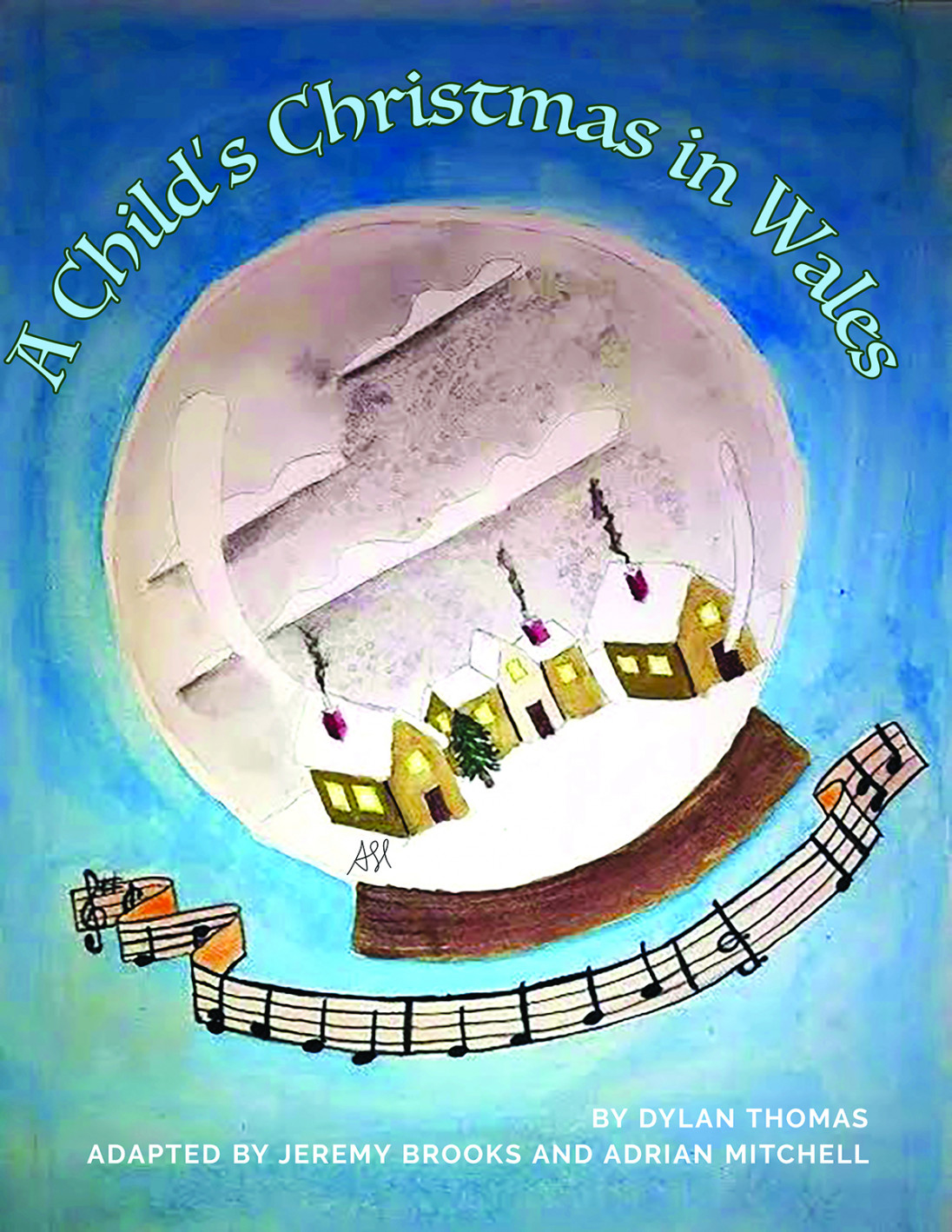 ?A Child's Christmas in Wales? will be performed Nov. 21-24at Wells Theater.
