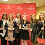 The women of Kappa Kappa Gamma were among the big winners March 31.