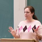 Anna Dybis Reiff ?99 discusses her experience using the comprehensible input (CI) method for lang...