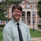 New faculty member Josh Hawthorne?s interest in politics dovetails nicely with communication and ...