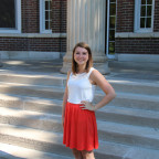New admission counselor Bailey Camenisch
