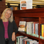 Monmouth College welcomed Anne Giffey, public services librarian, on July 1.