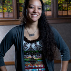 Neriangela ?Neddy? Velez ?17 ?embodies the best values of the Monmouth College experience,? accor...