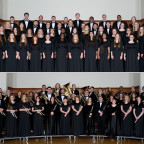 The Monmouth College Chorale (top) will present its Italy tour program on March 18. The Monmouth ...