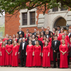 Monmouth?s choral groups will present a concert at 7:30 p.m. Oct. 22 in the Kasch Performance Hal...