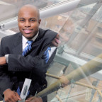 Justin Jones-Fosu, recently named one of Ebony magazine?s Top 30 Young Leaders