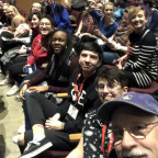 A total of 11 students participated in the 52nd annual Kennedy Center American College Theatre Fe...
