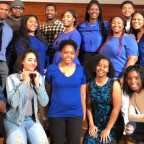 Colorful Voices of Praise will be among the groups who perform at the Feb. 23 Gospel Explosion ev...