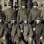 Monmouth College was one of 256 institutions nationwide to host a unit of the Student Army Traini...