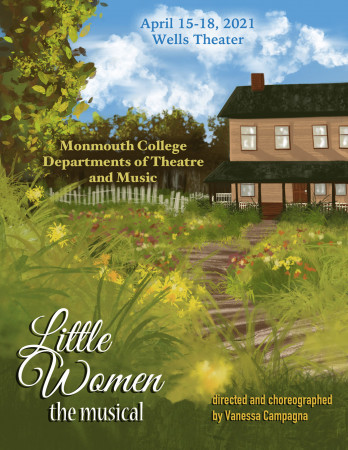 LITTLE WOMEN: Monmouth College theatre department to stage musical version of Louisa May Alcott