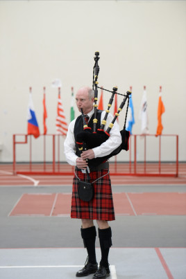 Your biology professor is also our Pipe Band director. That?s the liberal arts in action.