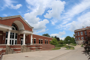 Our Huff Athletic Center houses our field house and indoor track, swimming pool, Glennie gym and ...