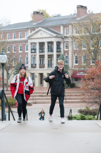 On a small campus you'll always know someone! Perfect for walking to class, to the cafe or to pra...