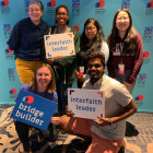 Students from our Better Together student organization attended the 2019 Interfaith Leadership In...