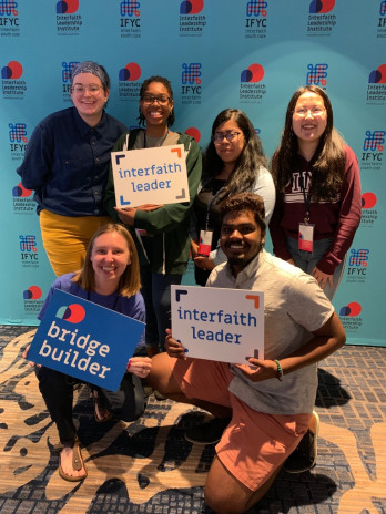 Students from our Better Together student organization attended the Interfaith Leadership Institu...